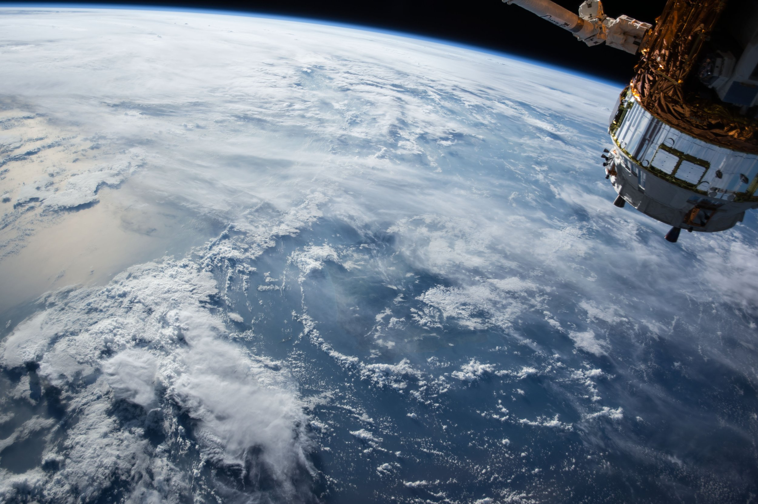 earth overview space