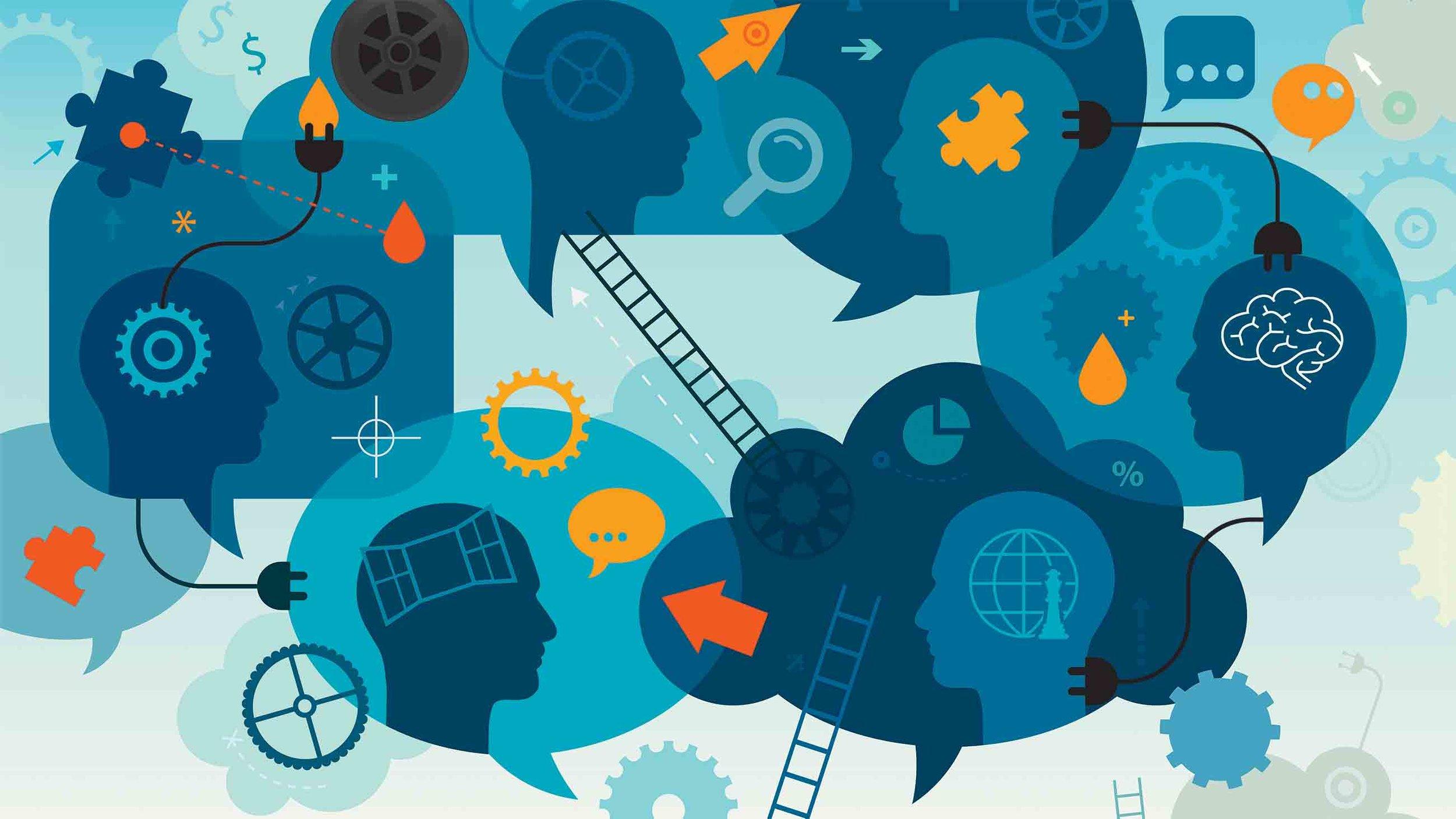 brainstorming person using scientific method to avoid scientific mistakes