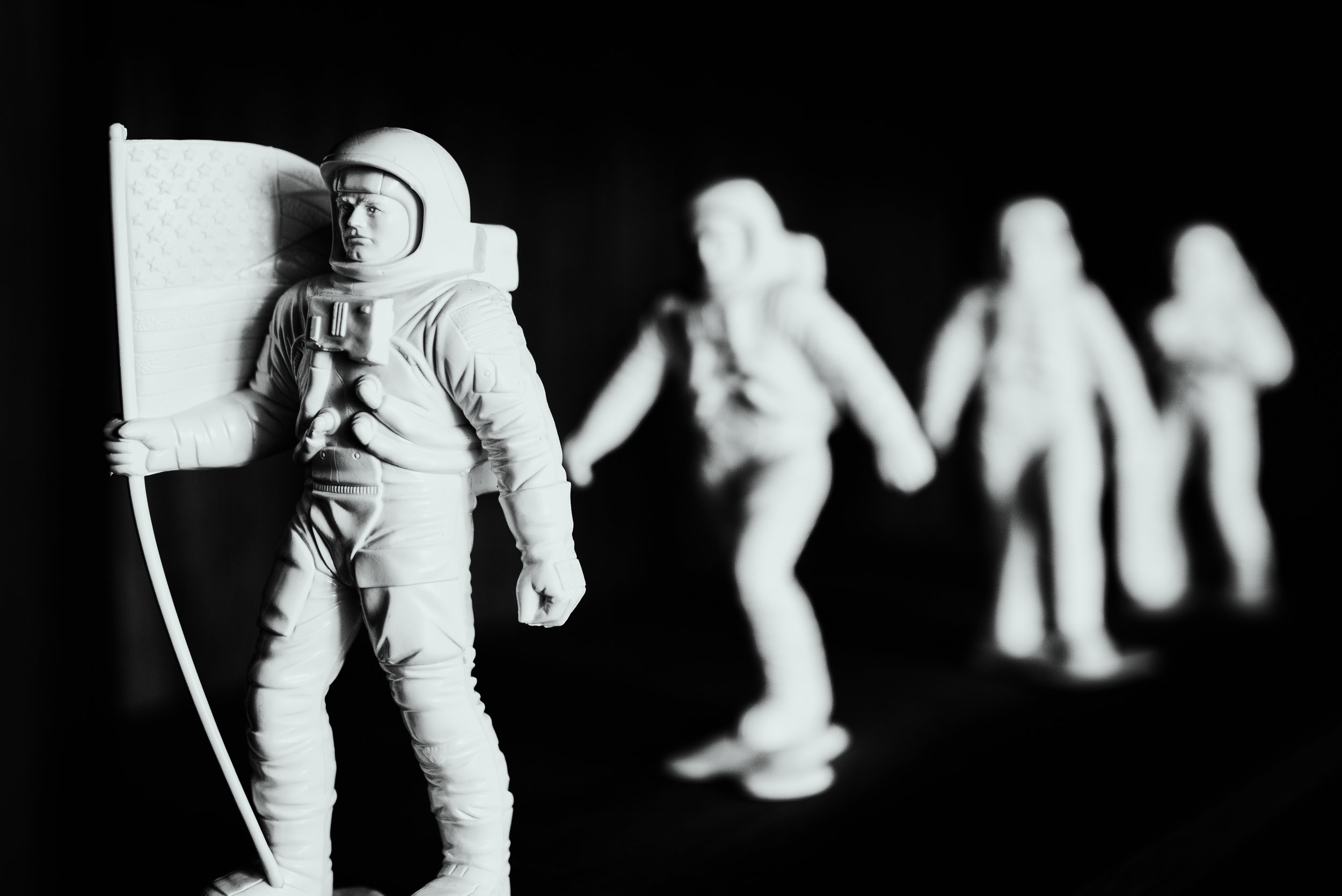 walking on the moon scientific research genomic sequencing